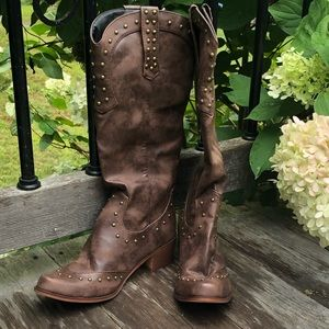 Shoes - 🆕 Western style boots (new without tags)